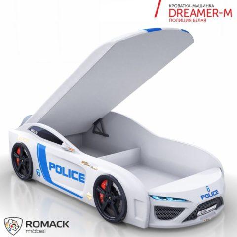 kupit-krovat-mashinu-dlya-malchika-Romack-Dreamer