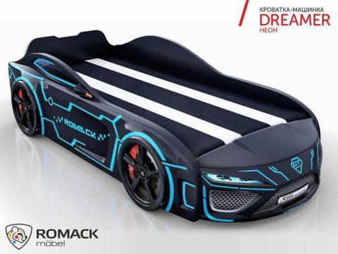 kupit-krovat-mashinu dlya-malchika-Romack-Dreamer