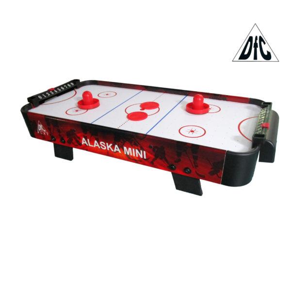 Игровой стол - аэрохоккей DFC Alaska Mini AT-100-арт-AT-100-DFC