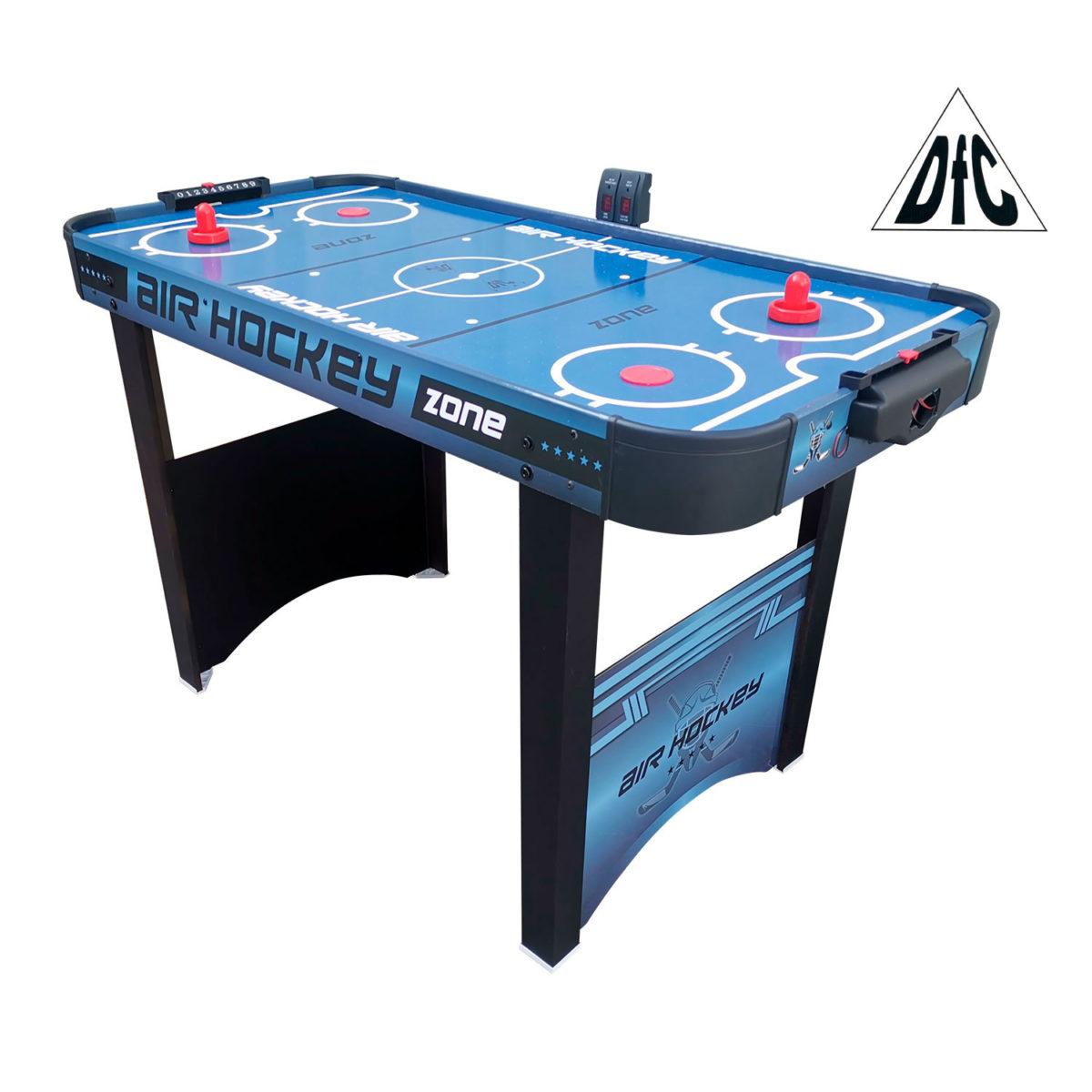 """Игровой стол - аэрохоккей DFC ZONE 48""""-арт-AT-120-"""