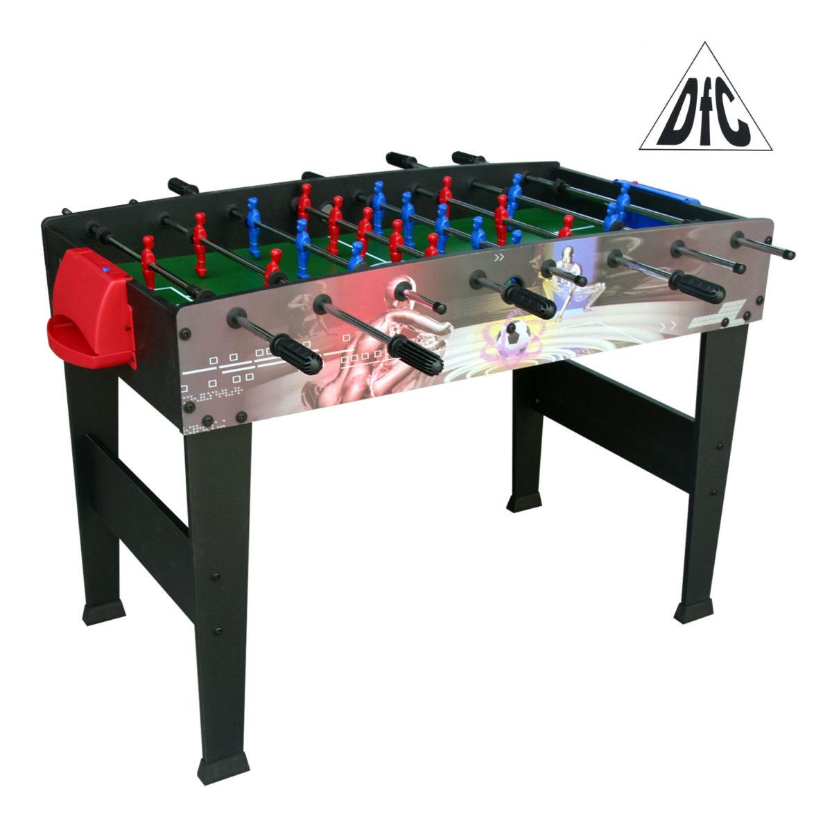 Игровой стол - футбол DFC RAPID HM-ST-48006N-арт-HM-ST-48006N-