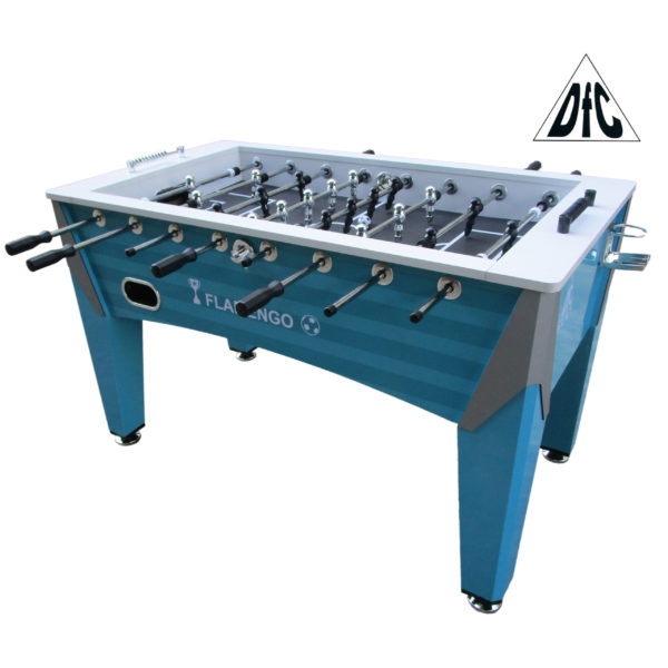 Игровой стол - футбол DFC FLAMENGO GS-ST-1469-арт-GS-ST-1469-