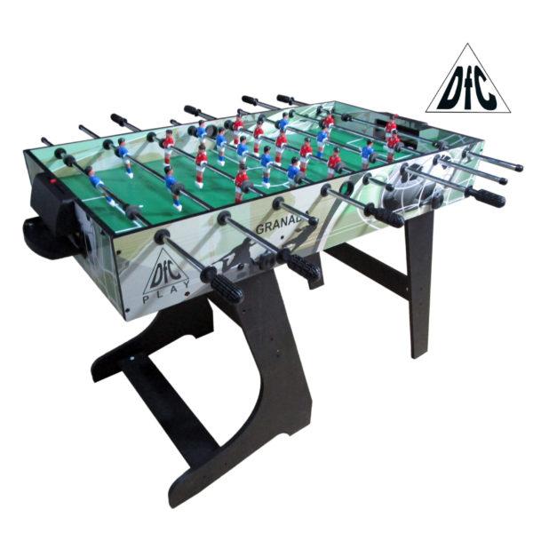 Игровой стол - футбол DFC GRANADA складной GS-ST-1470-арт-GS-ST-1470-DFC