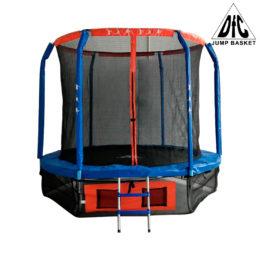 Батуты с внутренней защитной сеткой JUMP BASKET
