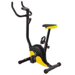 Велотренажер  DFC B8012 черн/желт-арт-B8012-DFC
