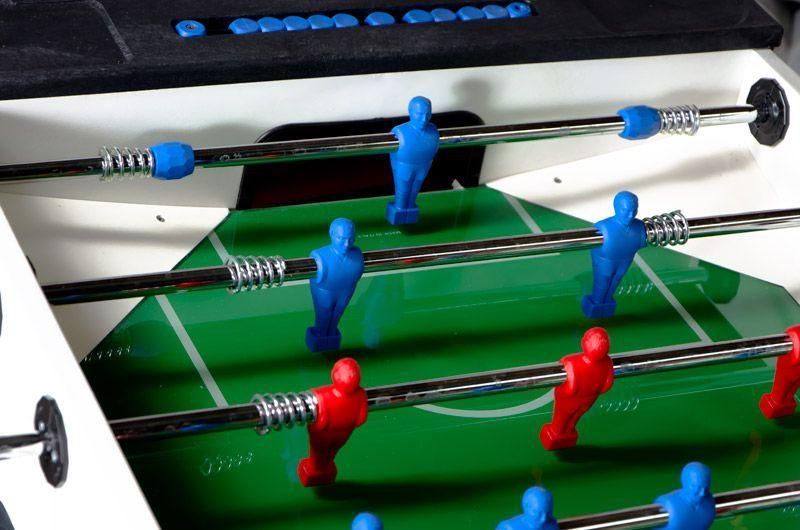 Всепогодный настольный футбол (кикер) «Storm F-3 family outdoor» (138x76x88 см