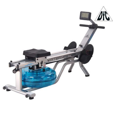 Гребной тренажер DFC Water Master R1000W-арт-R1000W-