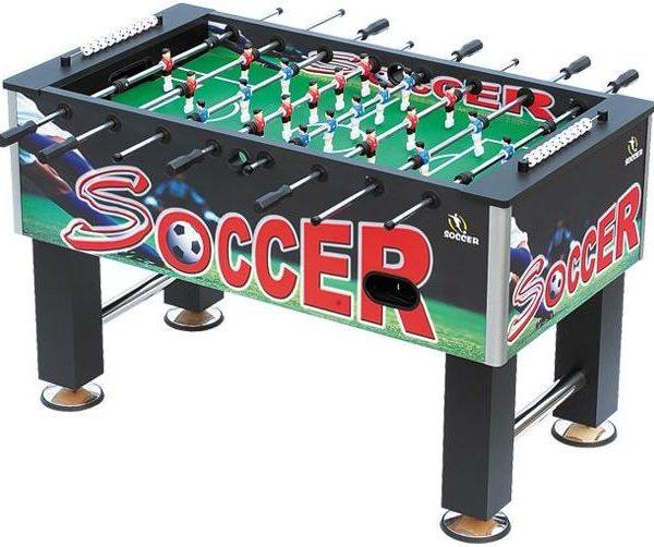 Настольный футбол (кикер) «Roma» (140x76x87см