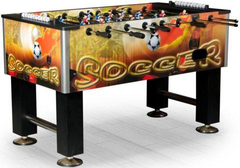 Настольный футбол (кикер) «Roma II» (140x76x87 см