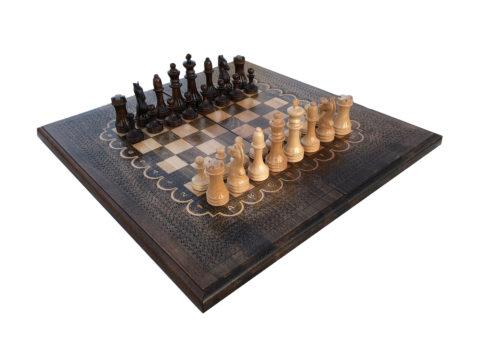 Шахматы + нарды резные 1 60