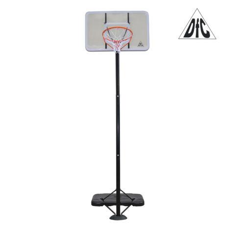 Баскетбольная мобильная стойка DFC STAND44F 112x72см поликарбонат-арт-STAND44F-