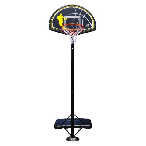 Баскетбольная мобильная стойка DFC STAND44HD2 112x72см HDPE-арт-STAND44HD2-