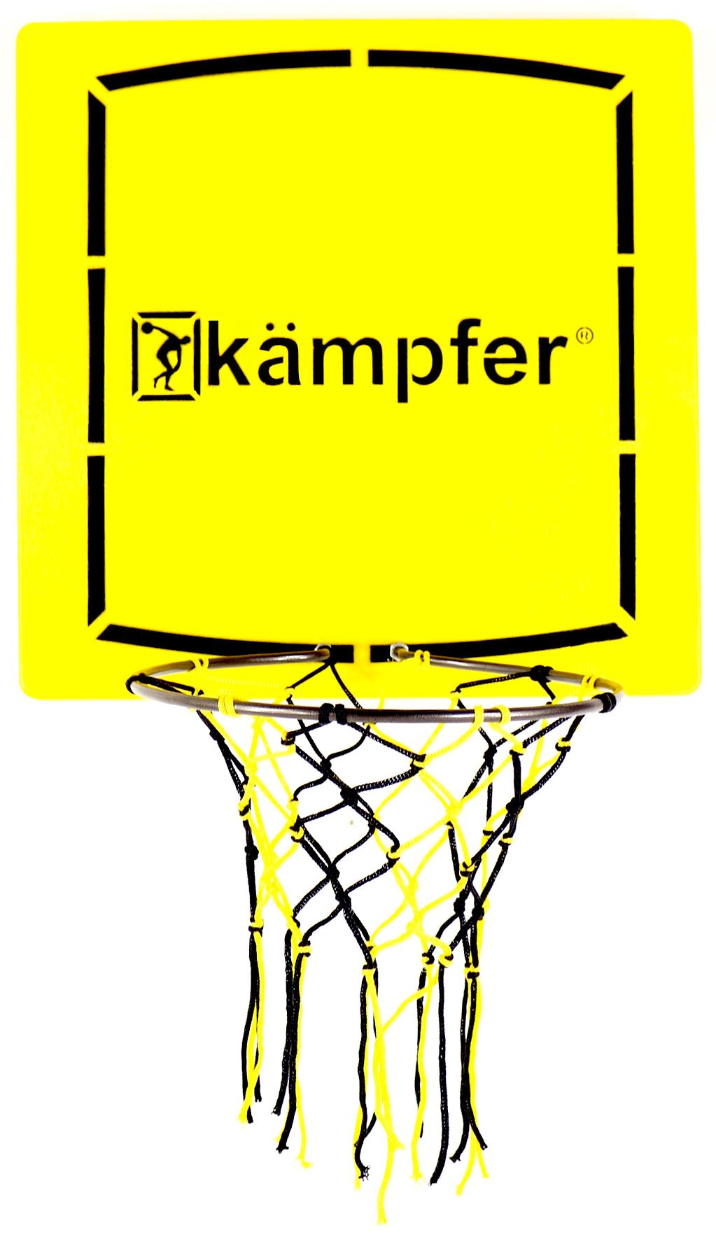 Баскетбольное кольцо Kampfer большое для детей и взрослых в квартиру