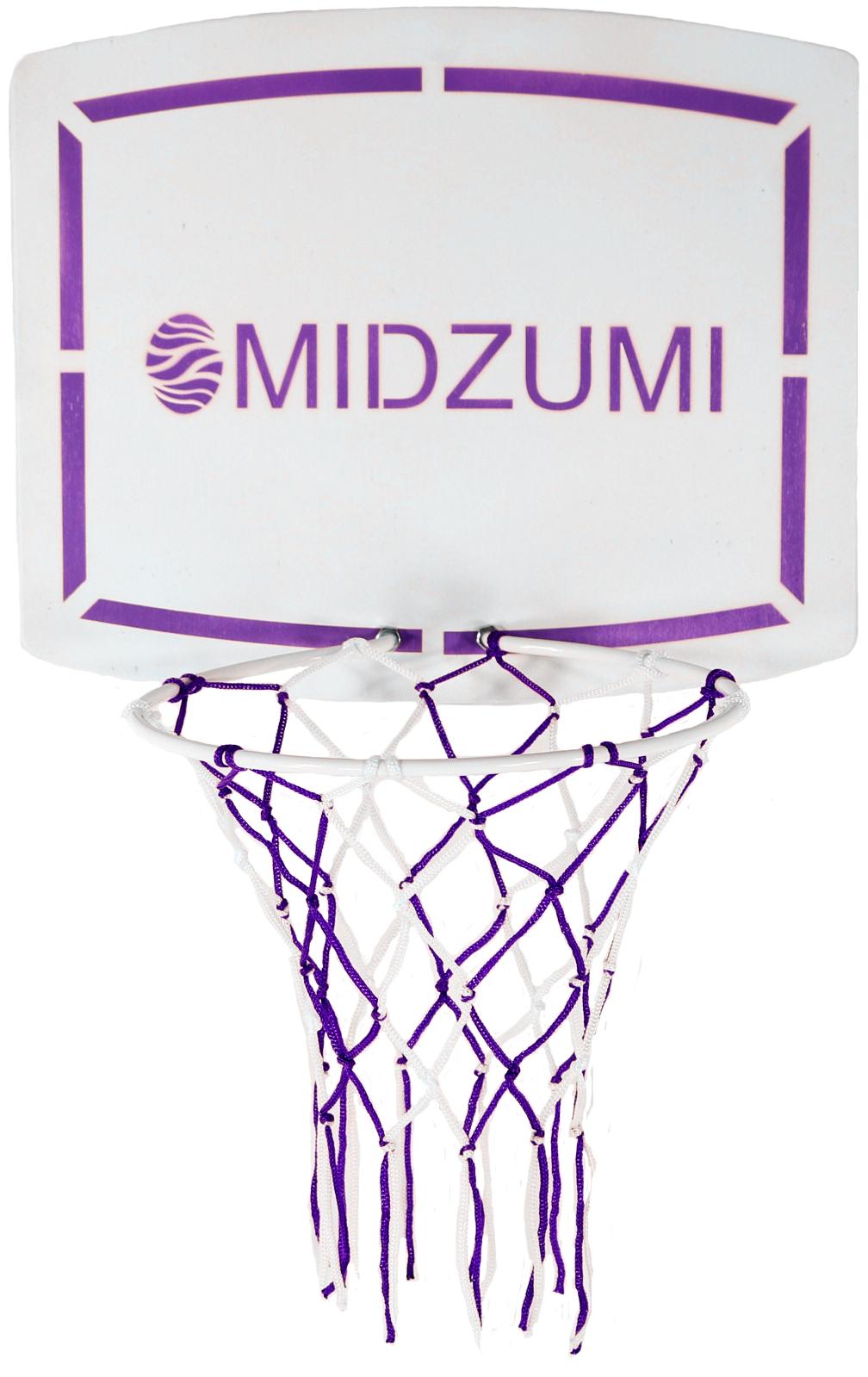 Баскетбольное кольцо Midzumi малое для детей и взрослых в квартиру