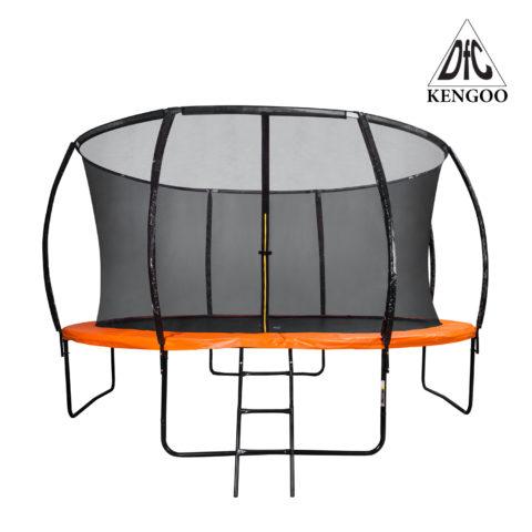 Батут DFC KENGOO II 14ft внутр.сетка