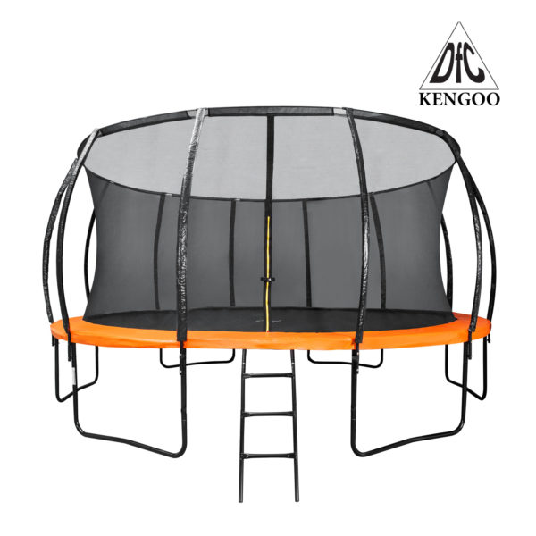 Батут DFC KENGOO II 16ft внутр.сетка