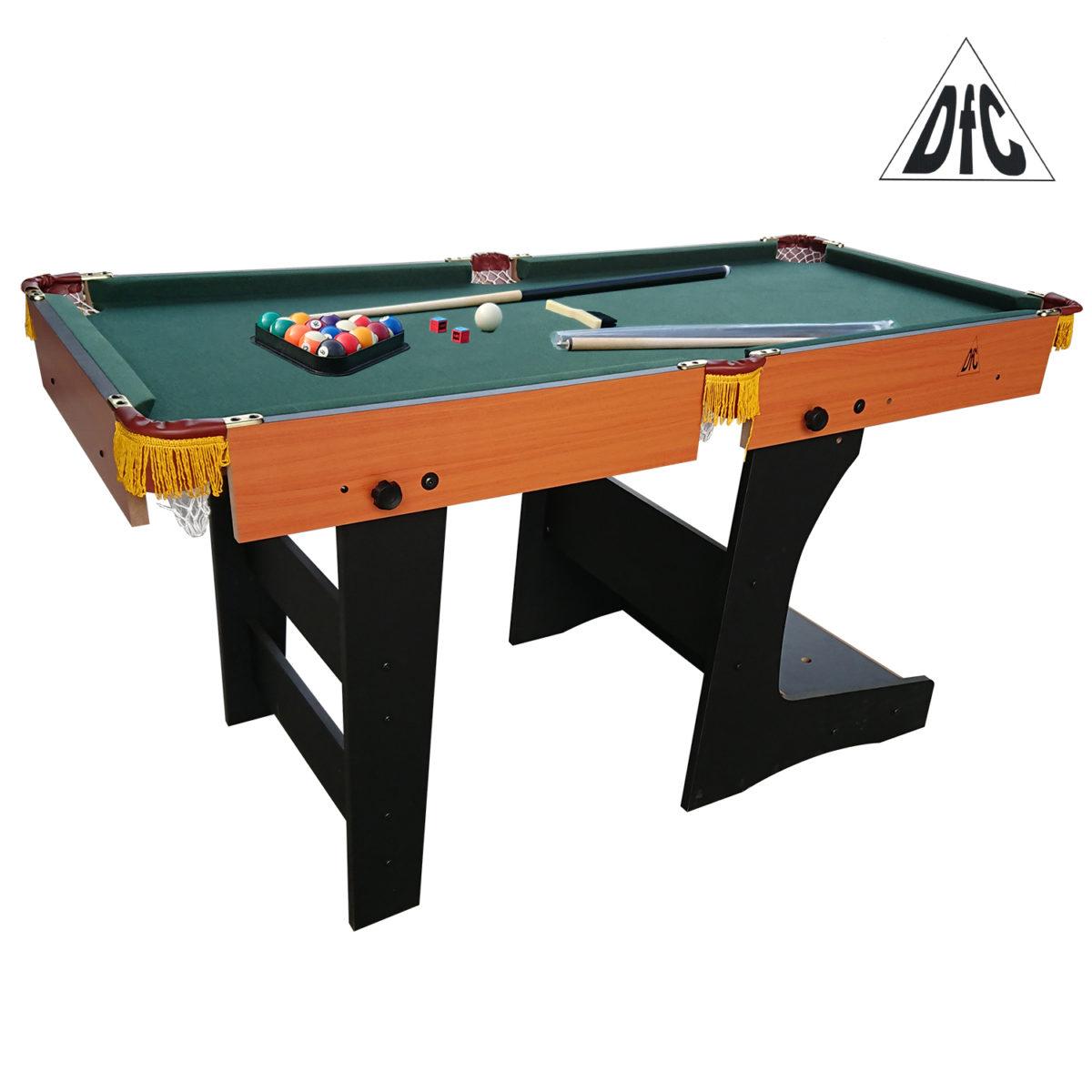 """Бильярдный стол DFC """"TRUST 5"""" складной-арт-HM-BT-60301-"""