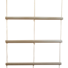 Веревочная лестница двойная для детей и взрослых в квартиру