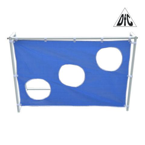 Ворота игровые DFC  GOAL240T 240x150x65cm  с тентом для отрабатывания ударов-арт-GOAL240T-