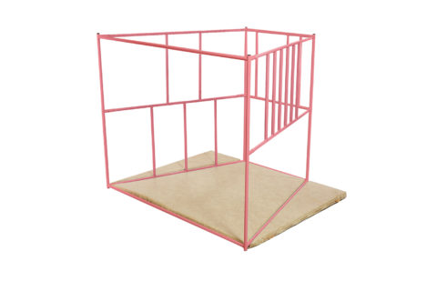 ДСК Ранний старт люкс полная комплектация цветной (розовый) спортивный комплекс для детей1