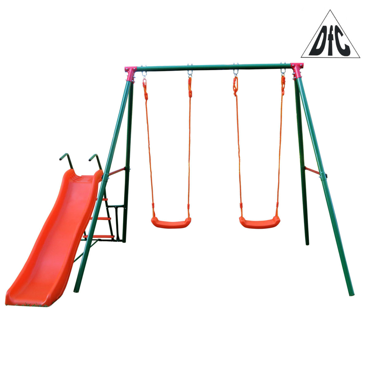 Детский комплекс c горкой DFC MSS-01-арт-MSS-01-