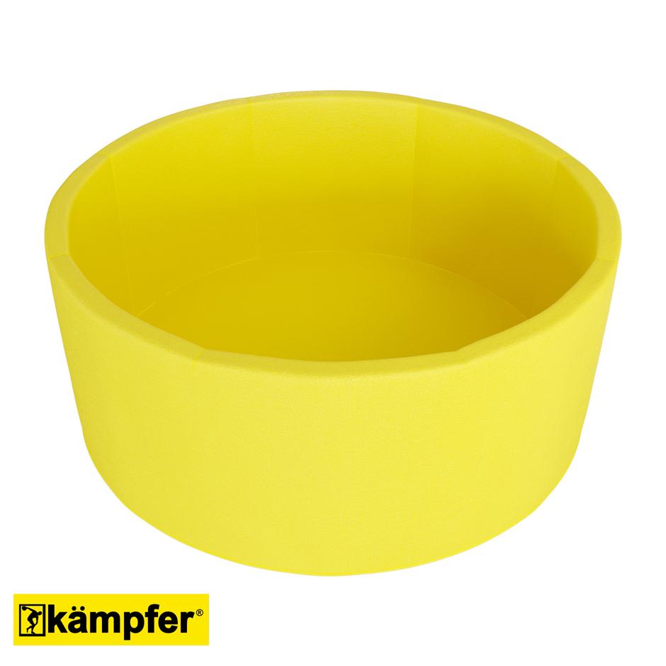 Детский сухой бассейн Kampfer Pretty Bubble (Желтый