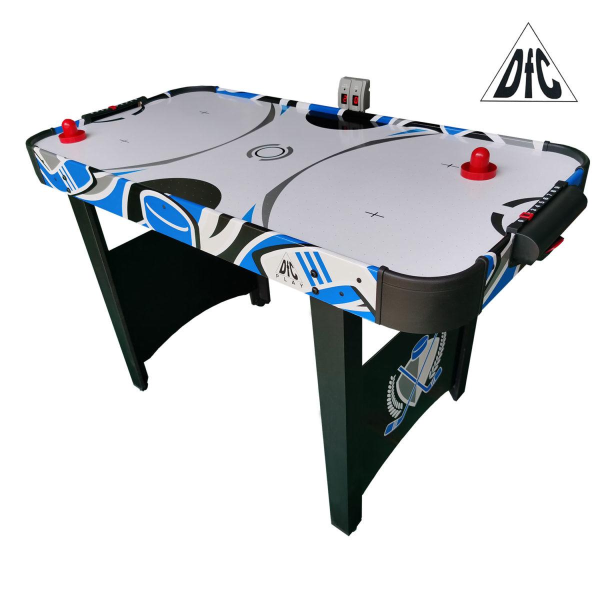 """Игровой стол - аэрохоккей DFC BALTICA 48"""" JG-AT-14801-арт-JG-AT-14801-"""