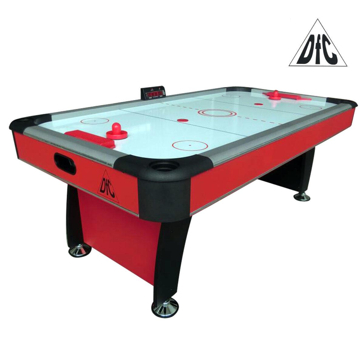 Игровой стол - аэрохоккей DFC BALTIMOR-арт-DS-AT-09-