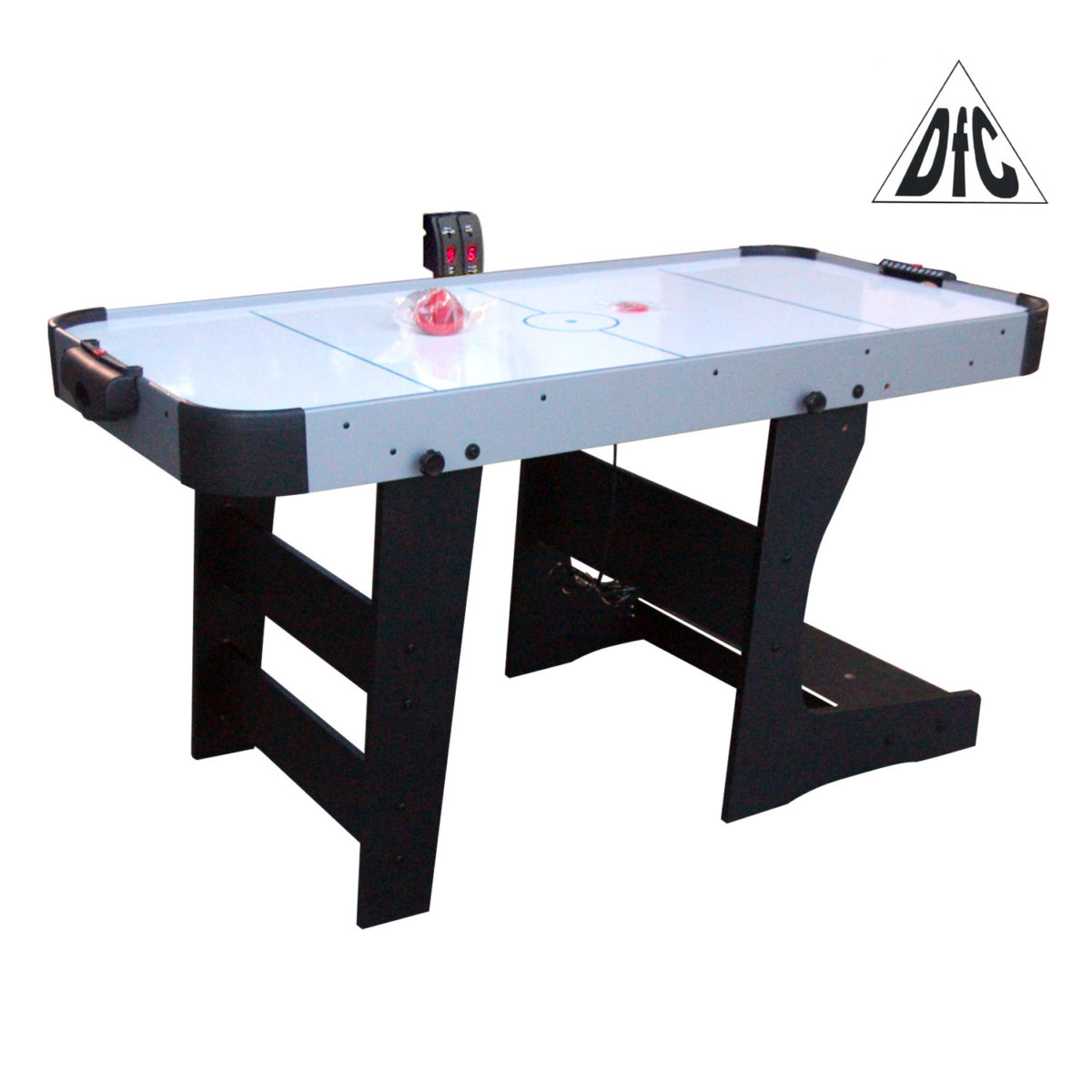 """Игровой стол - аэрохоккей DFC """"BASTIA 5"""" складной-арт-HM-AT-60301-"""