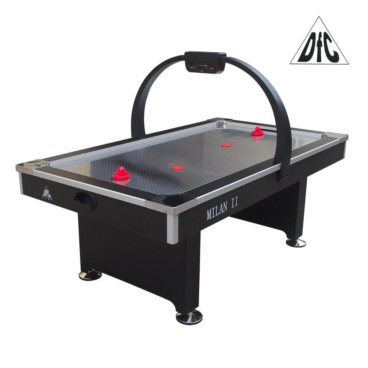 Игровой стол - аэрохоккей DFC MILAN II 7ft-арт-AT-550-