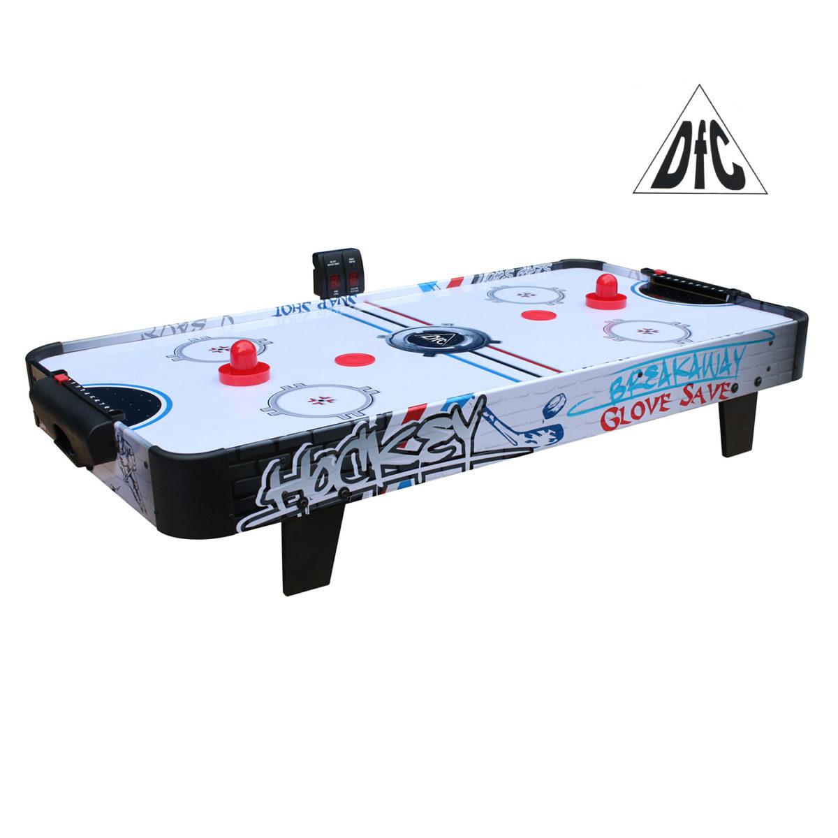 """Игровой стол - аэрохоккей DFC MINI 42"""" JG-AT-14200-арт-JG-AT-14200-"""