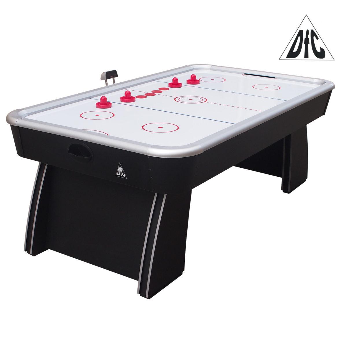 Игровой стол - аэрохоккей DFC NEW YORK 7ft-арт-ES-AT-5547-