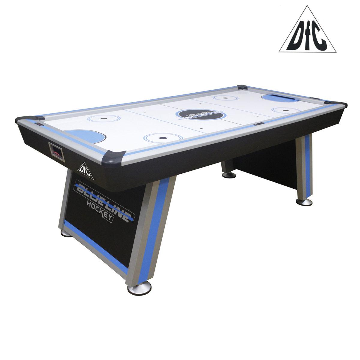 Игровой стол - аэрохоккей DFC SPARTA JG-AT-184011-арт-JG-AT-184011-
