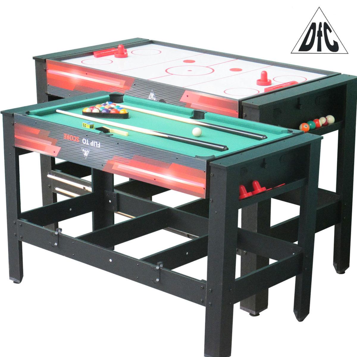 """Игровой стол - трансформер DFC """"DRIVE"""" 2 в 1-арт-ES-GT-48242-"""