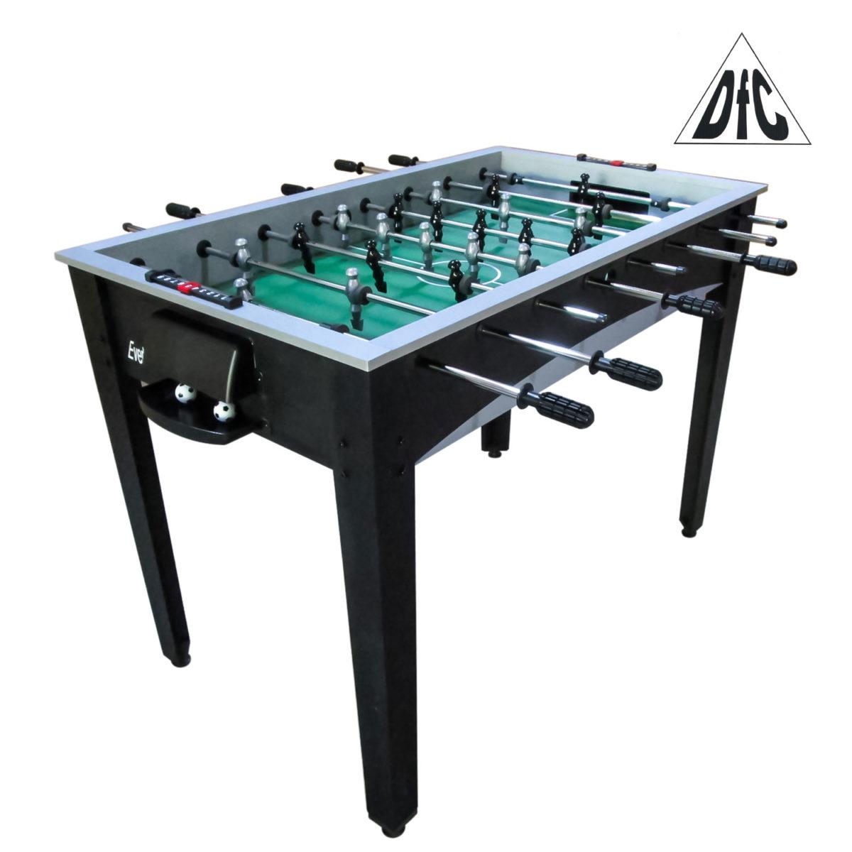 Игровой стол - футбол DFC EVERTON GS-ST-1415-арт-GS-ST-1415-