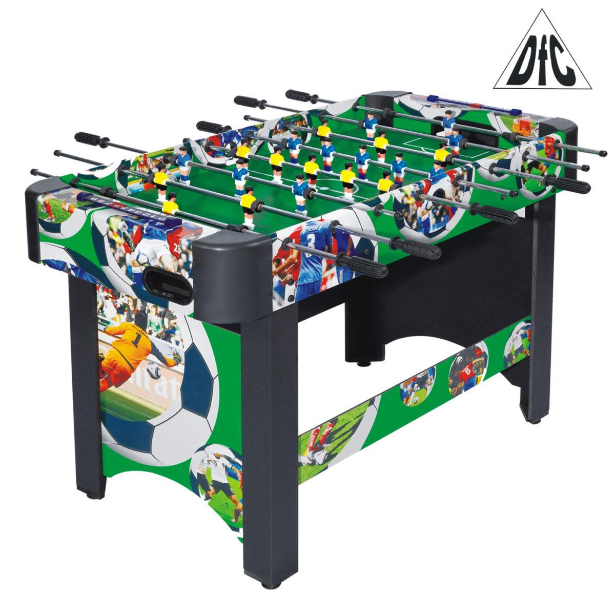 Игровой стол - футбол DFC ROMA-арт-DS-ST-S01-