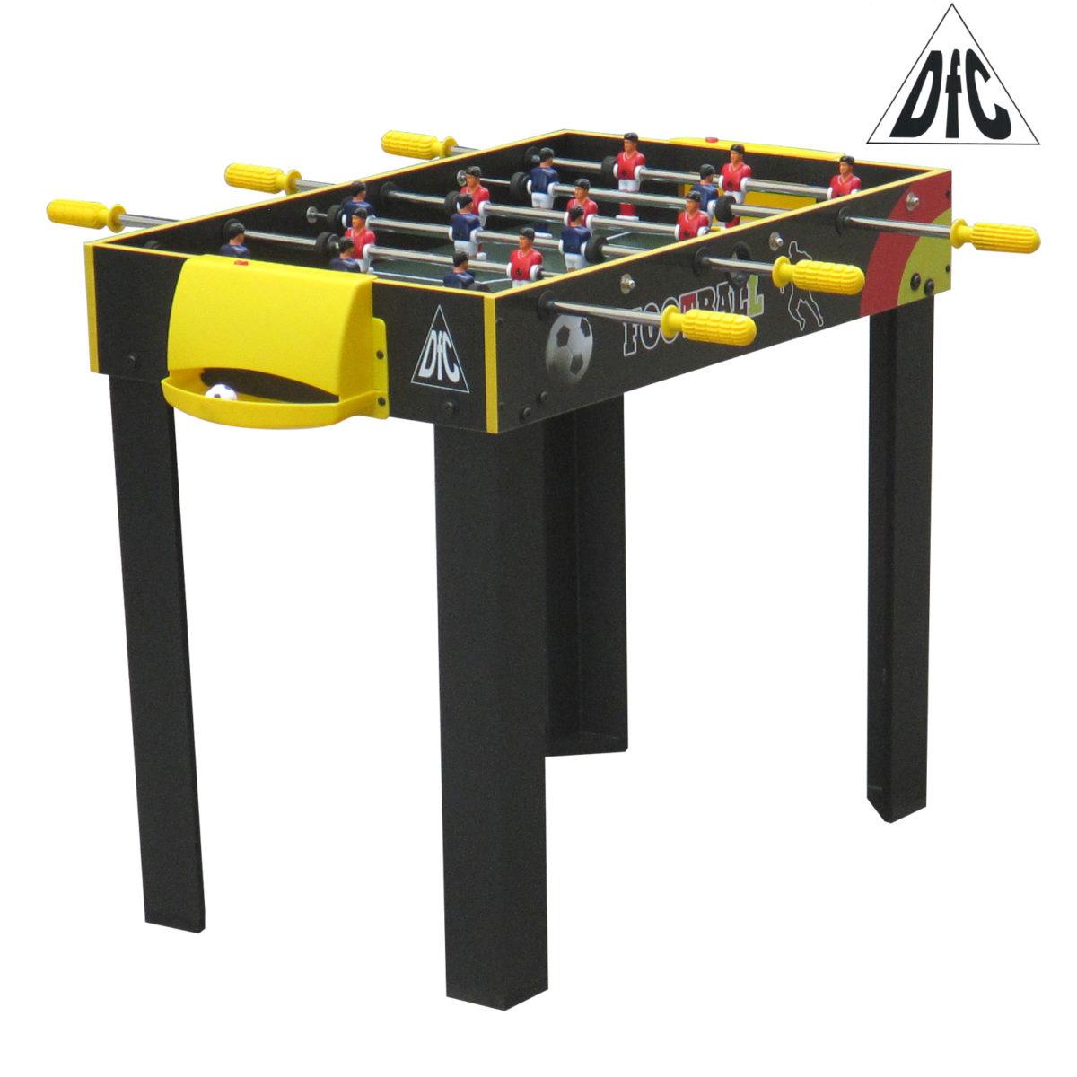 Игровой стол - футбол DFC SANTOS-арт-ES-ST-3620-