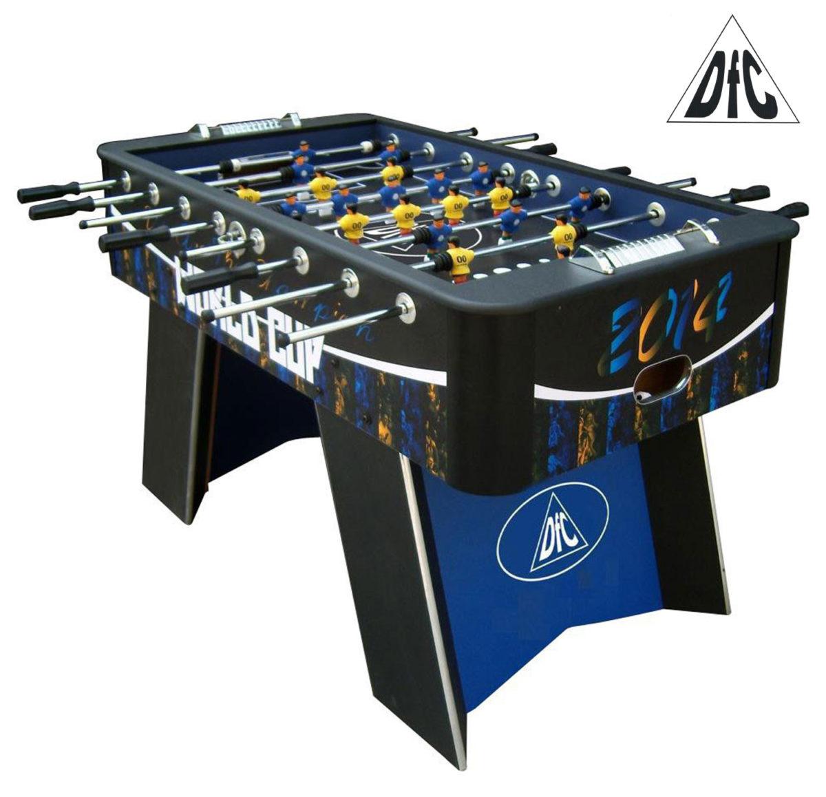 Игровой стол - футбол DFC World Cup-арт-GS-ST-1282-DFC