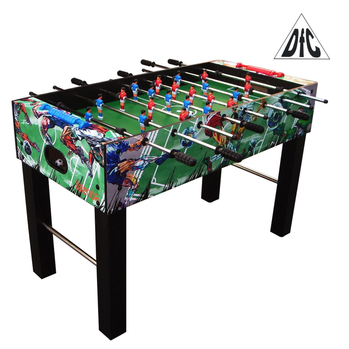 "Игровой стол - футбол  ""Valencia"" DFC-арт-GS-ST-1268-"
