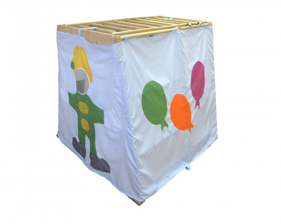 Игровой чехол KIDWOOD Цирк для детей и взрослых в квартиру