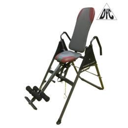 Инверсионный стол с сиденьем DFC SJ7200A складной-арт-SJ7200A-