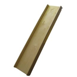 Горка деревянная-Ранний старт