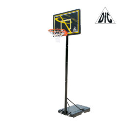 Мобильная баскетбольная стойка DFC 112х72см п/э KIDSF-арт-KIDSF-