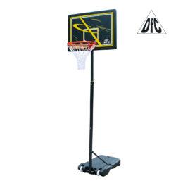 Мобильная баскетбольная стойка DFC 80х58см п/э KIDSD1-арт-KIDSD1-