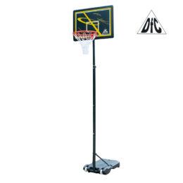 Мобильная баскетбольная стойка DFC 80х58см п/э KIDSD2-арт-KIDSD2-