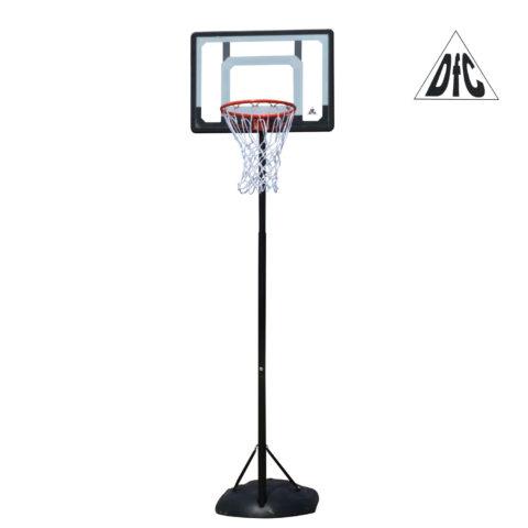 Мобильная баскетбольная стойка DFC KIDS4 80x58cm полиэтилен-арт-KIDS4-