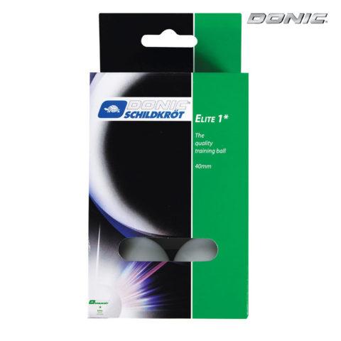 Мячики для н/тенниса DONIC ELITE 1
