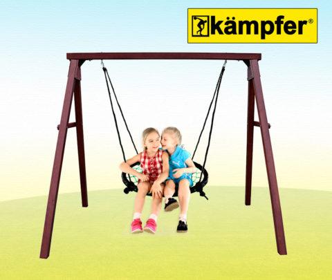 Спортивно-игровой комплекс Kampfer Fly для детей и взрослых в квартиру