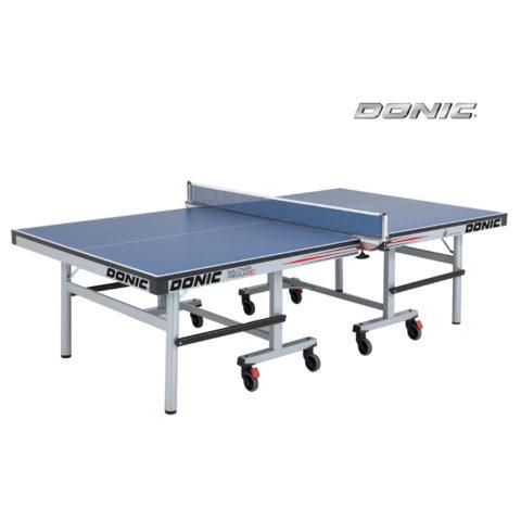Теннисный стол DONIC WALDNER PREMIUM 30 BLUE (без сетки)-арт-400246-B-
