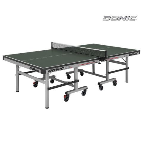 Теннисный стол DONIC WALDNER PREMIUM 30 GREEN (без сетки)-арт-400246-G-